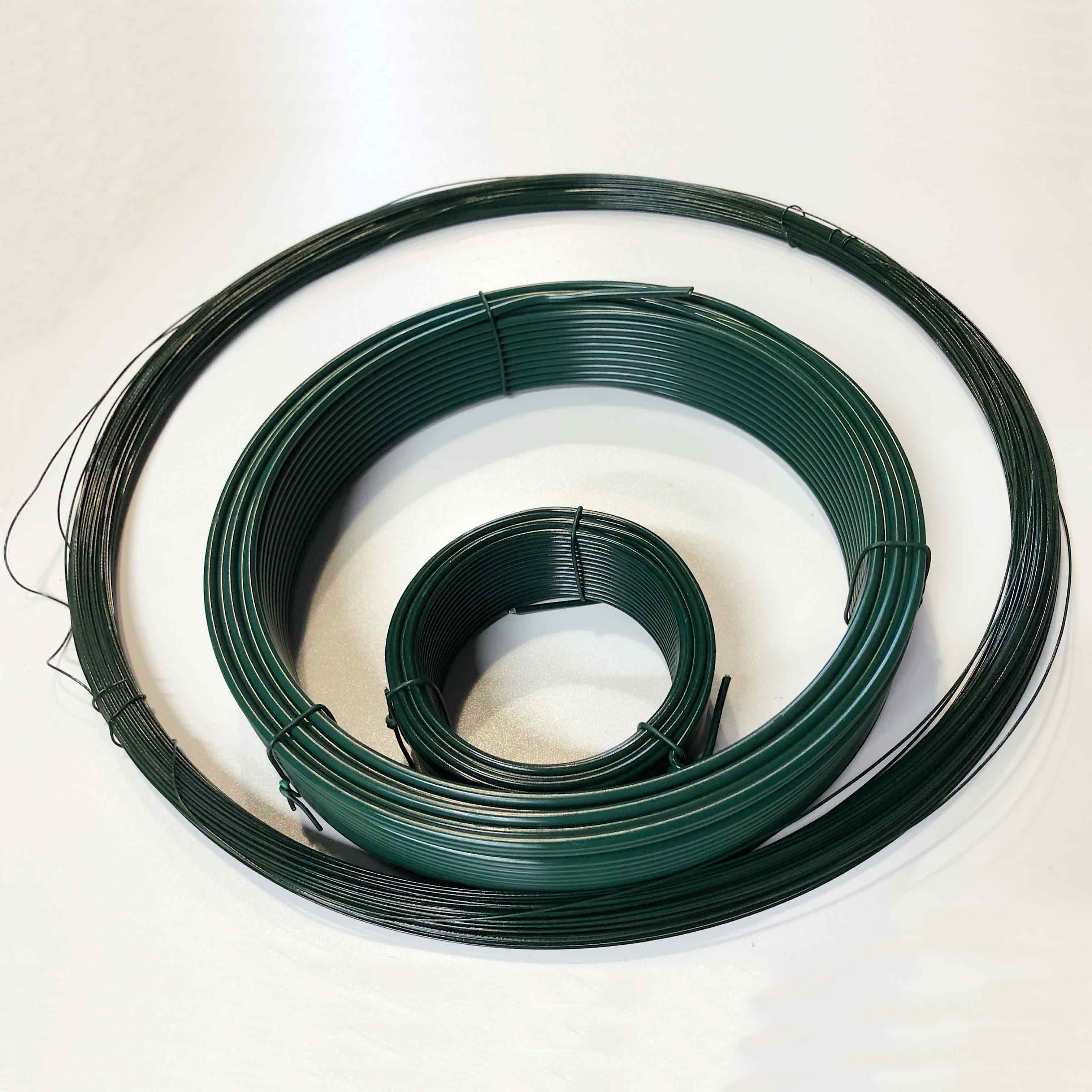 Coiled Steel Wire
